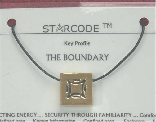 Angela Dicker's Starcode Lead-Free Pewter Keys - The Boundary Key of Security and Protecting Energy